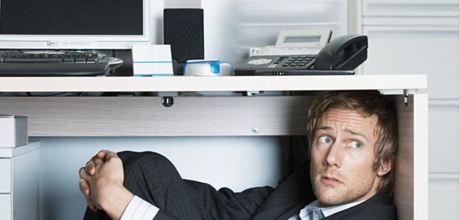 Ergofobia: causas y características del miedo al trabajo