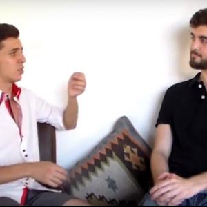 """Héctor Cuenca: """"El discurso del emprendedurismo puede llegar a límites absurdos"""""""