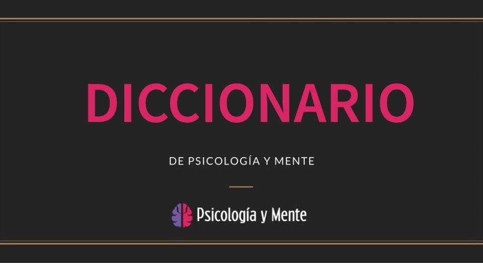 Diccionario de Psicología: 200 conceptos fundamentales