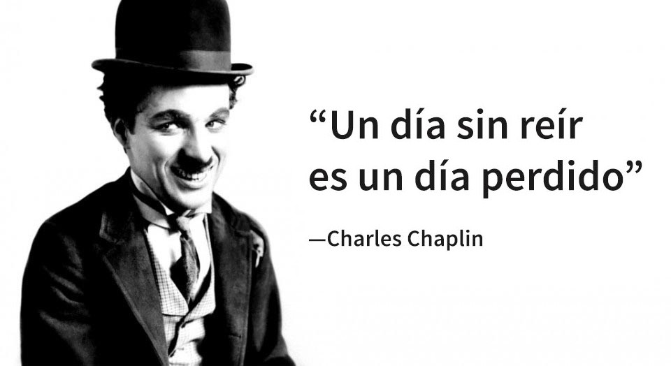 85 frases inspiradoras de Charles Chaplin 'Charlot'