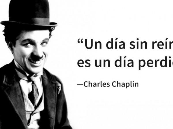 85 Frases Inspiradoras De Charles Chaplin Charlot
