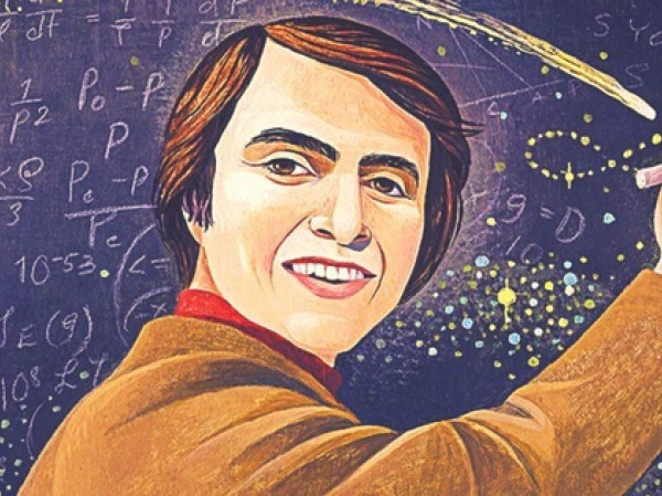 Las 30 Mejores Frases De Carl Sagan Universo Ciencia