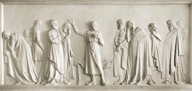 Los aportes de Sócrates el griego a la Psicología