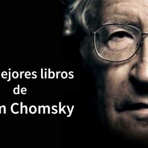 12 libros de Noam Chomsky imprescindibles
