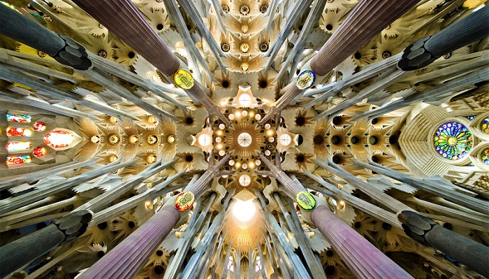el arquitecto del futuro se basar en la imitacin de la naturaleza porque es la forma ms racional duradera y econmica de todos los mtodos