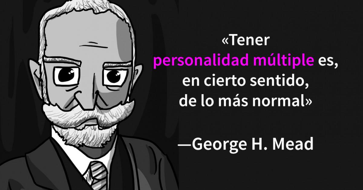 Las 10 Mejores Frases Célebres De George H Mead
