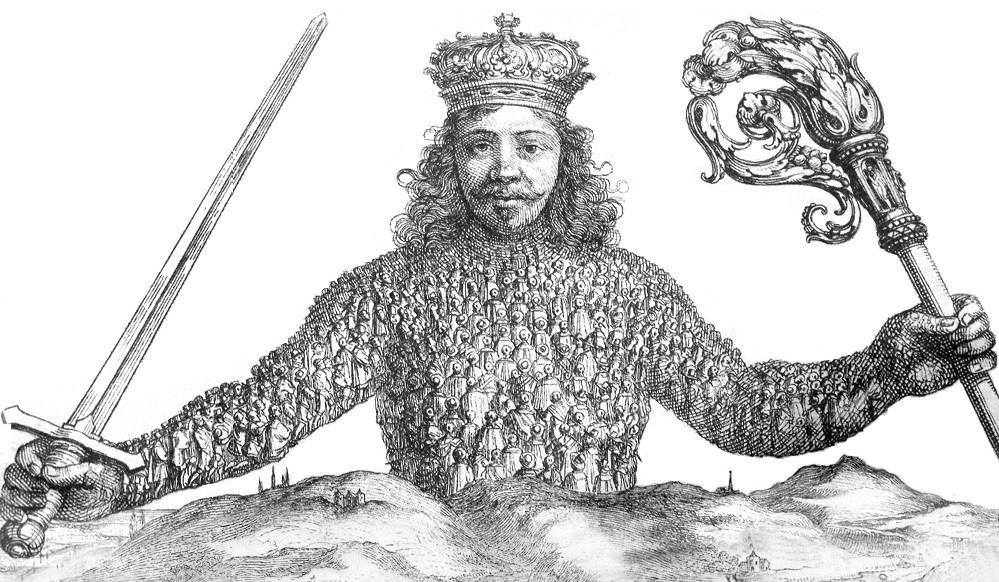 ¿Qué es el Leviatán de Thomas Hobbes?