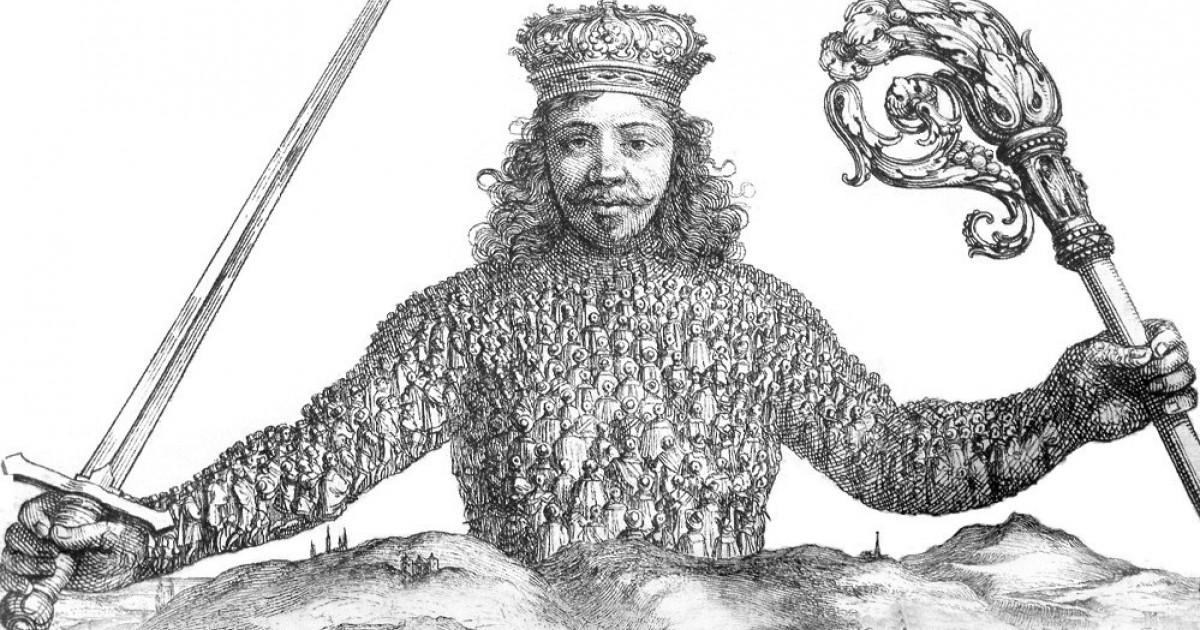 Qué es el Leviatán de Thomas Hobbes?