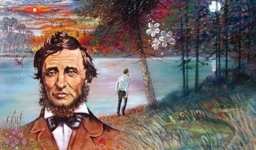Las 20 mejores frases de Henry David Thoreau