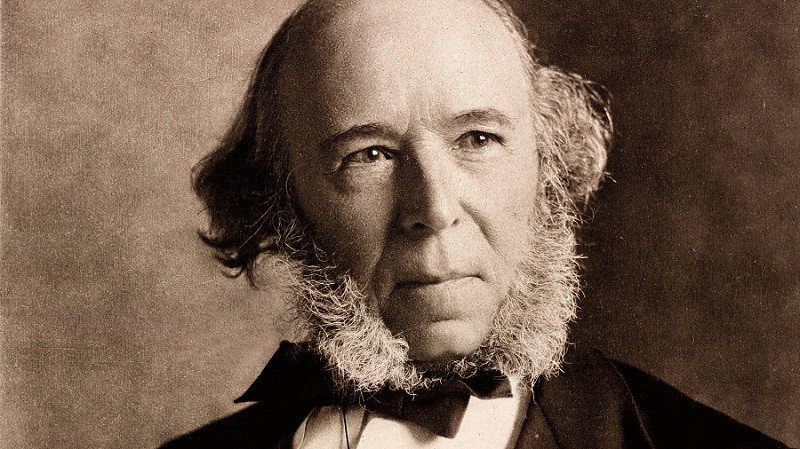 Las 25 mejores frases de Herbert Spencer