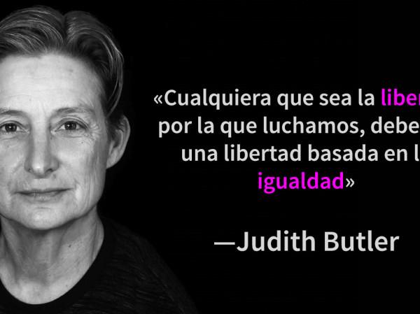 Las 18 Mejores Frases De La Feminista Judith Butler