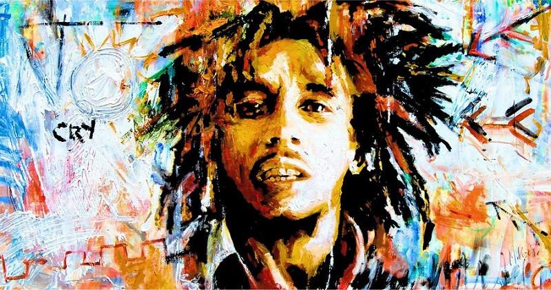 81 mejores frases de Bob Marley, el Rey del Reggae