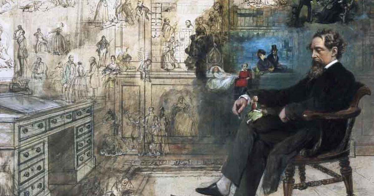 Las 55 Mejores Frases De Charles Dickens