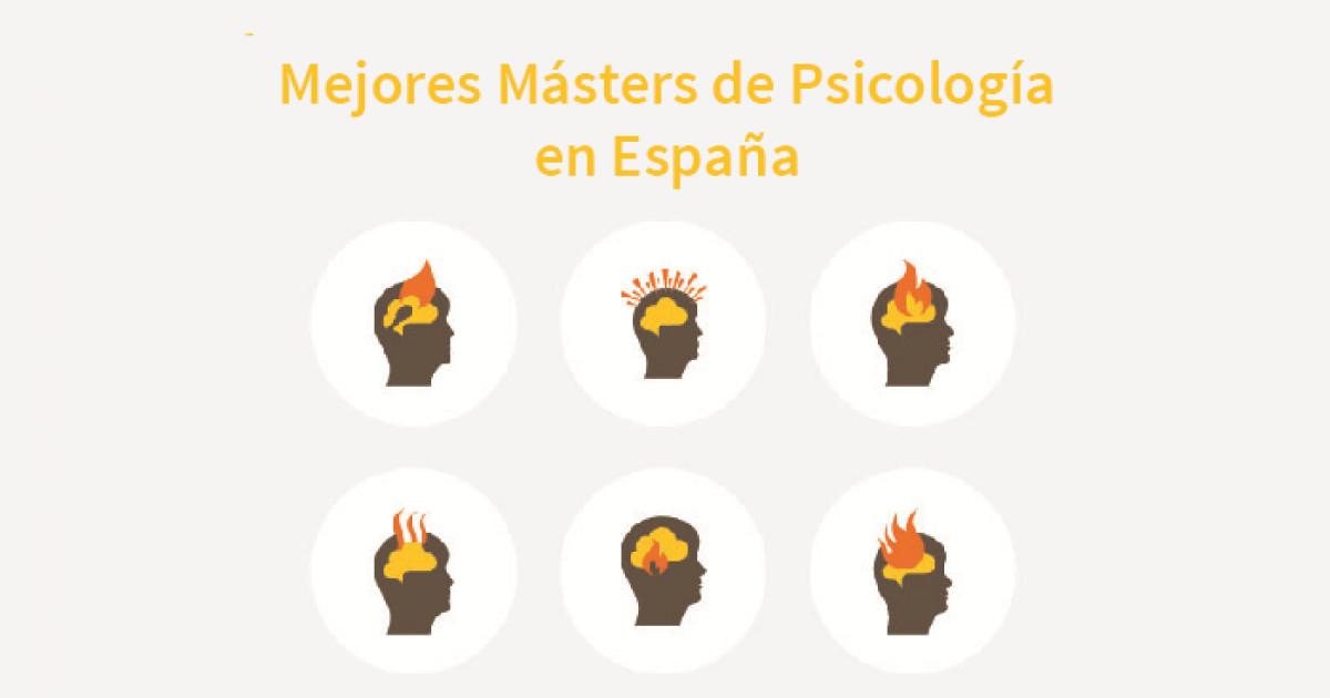 Los 25 Mejores Másters Para Estudiar Psicología En España