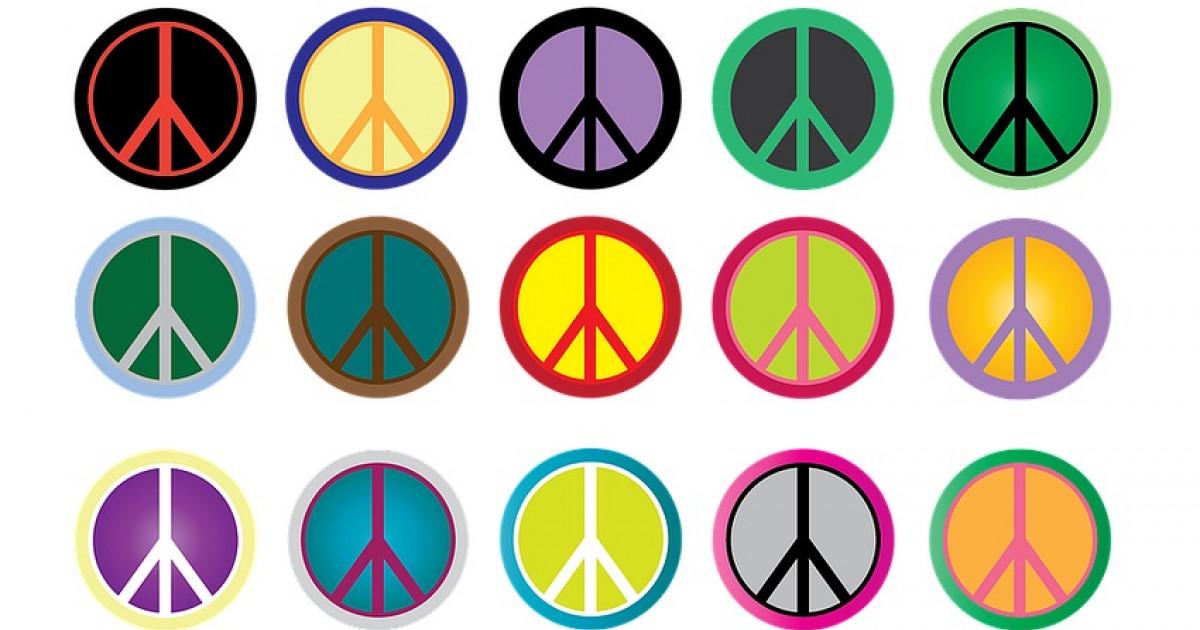 Las 35 Mejores Frases Hippies Sobre La Paz Y El Amor