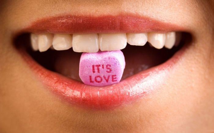 La química del amor: una droga muy potente