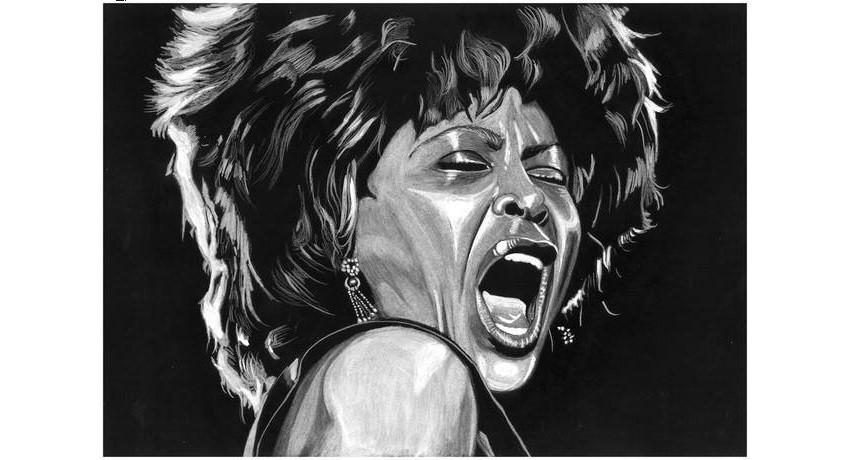 Las 26 mejores frases de Tina Turner