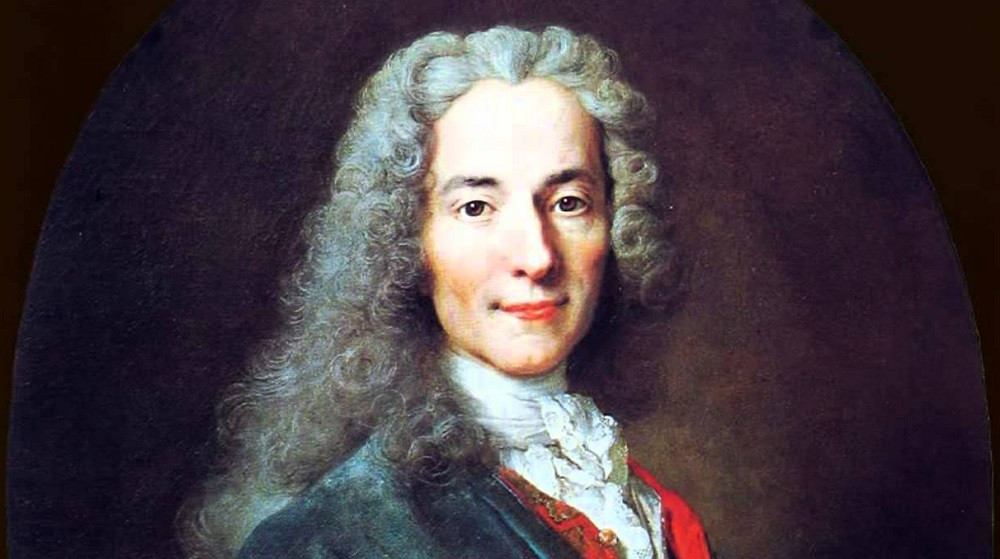 La teoría epistemológica de Voltaire