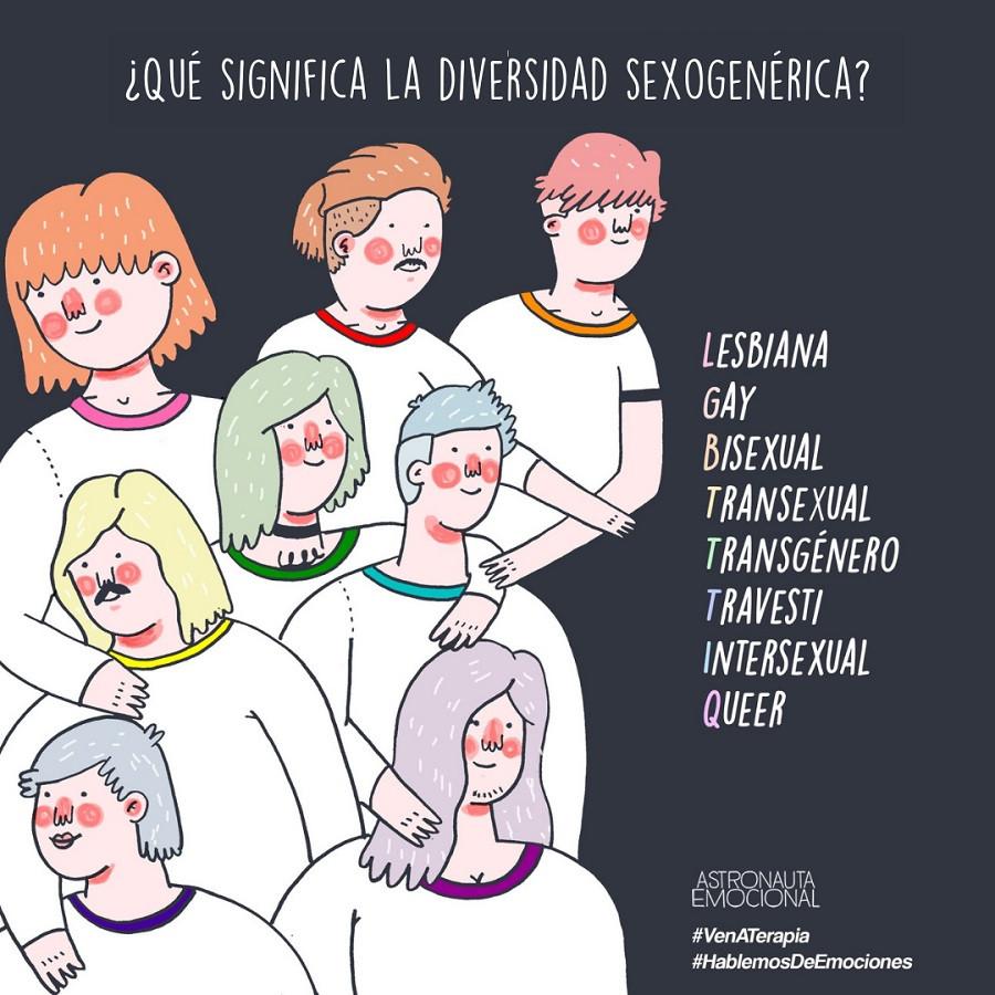Diversidad sexo-génerica