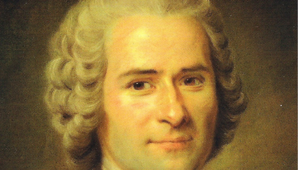 La teoría del buen salvaje de Jean-Jacques Rousseau