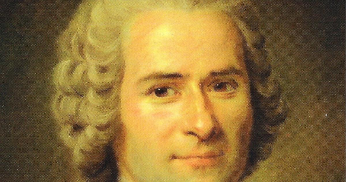 La Teoría Del Buen Salvaje De Jean Jacques Rousseau