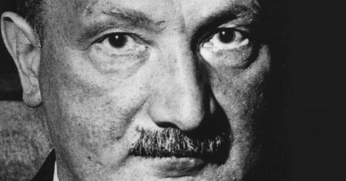 La Teoría Existencialista De Martin Heidegger
