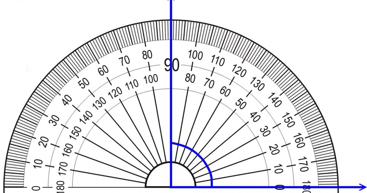 Los 7 Tipos De Angulos Y Como Pueden Crear Figuras Geometricas