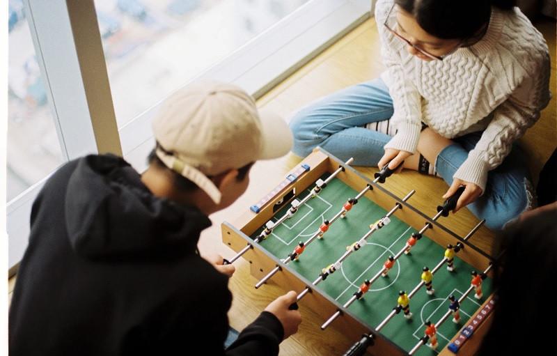 Juegos en pareja