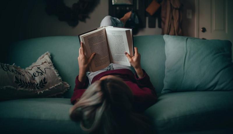 Partes del cerebro tras la lectura